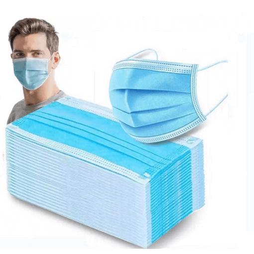 Máscaras Descartáveis 3 Camadas Protecting Peoples Health Globaly