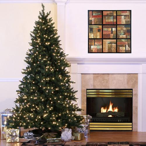 Iluminação de Natal – 100 Lâmpadas LED